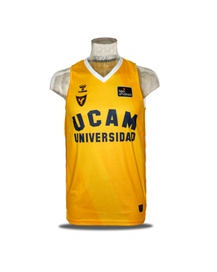 Liga Endesa UCAM Murcia Away Jersey