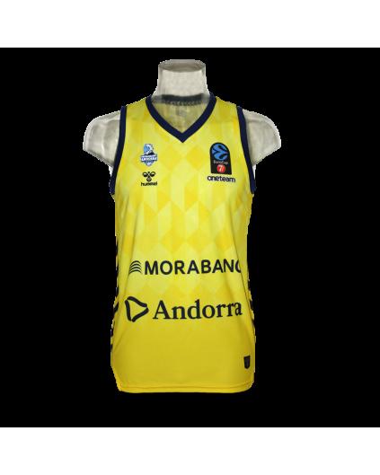 Camiseta Eurocup Andorra 2ª