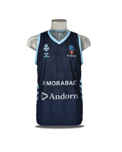 Camiseta Eurocup Andorra 1ª