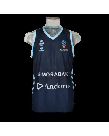 Eurocup Andorra Home Jersey
