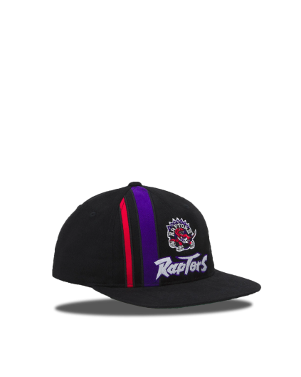 Gorra M&N Team Stripe Toronto Raptors