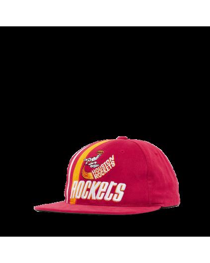 Gorra M&N Team Stripe Houston Rockets