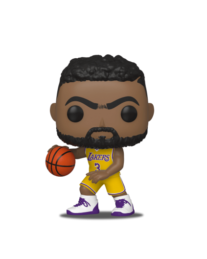 Pop Anthony Davis NBA Los Angeles Lakers