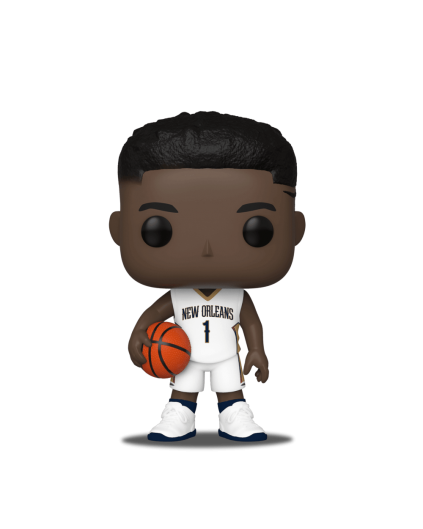 Pop Zion Williamson NBA New Orleans Pelicans