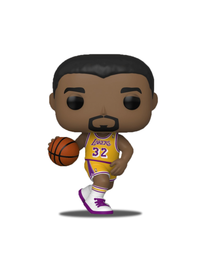 Pop Magic Johnson NBA Los Angeles Lakers