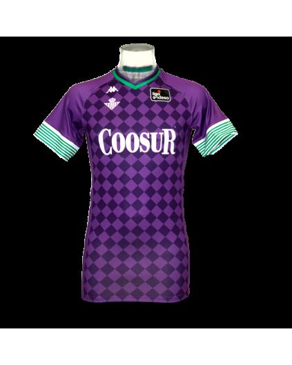 Camiseta Liga Endesa Coosur Betis 2ª