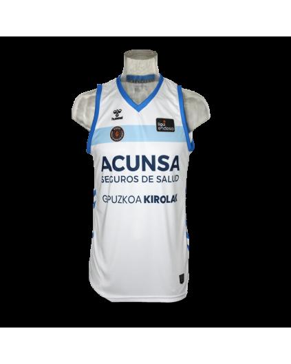Camiseta Liga Endesa Acunsa GBC 2ª