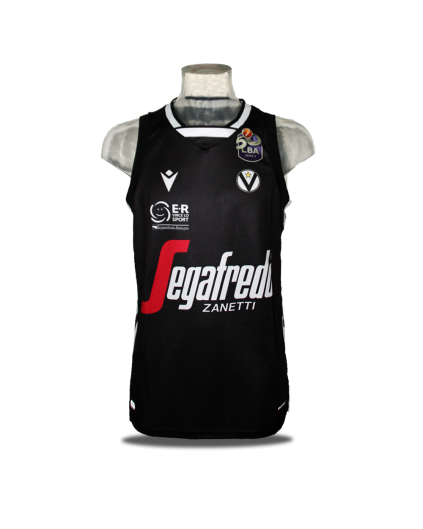 LBA Away Jersey Virtus Bologna