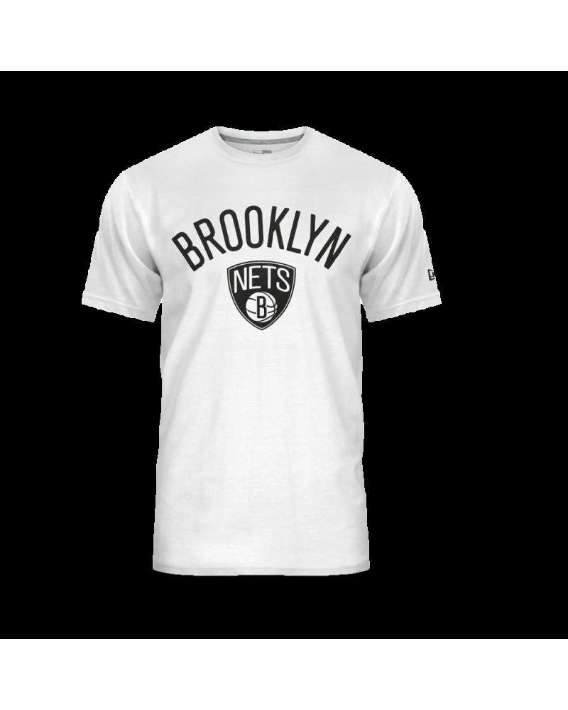 Brooklyn Nets New Era Team Logo Tee
