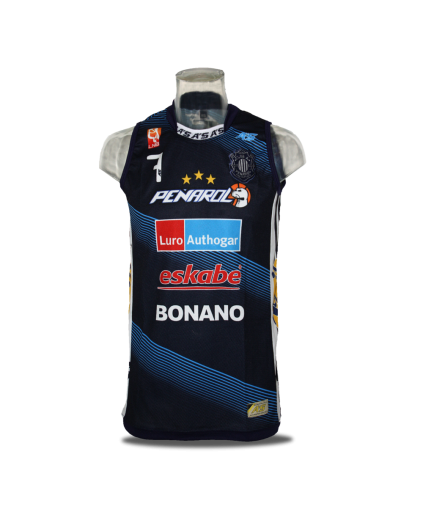 Camiseta Peñarol Facu Campazzo