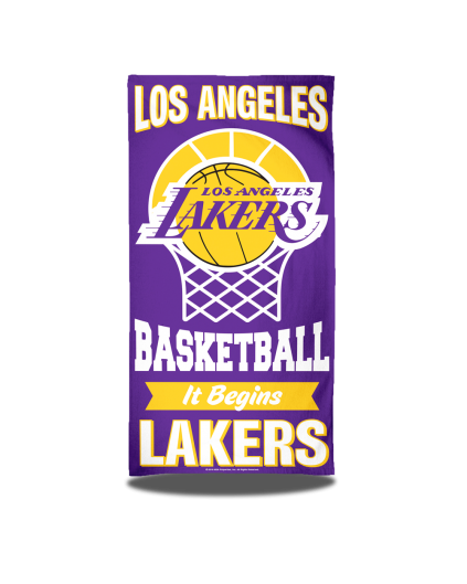 Toalla Los Angeles Lakers