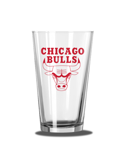 NBA Pint Chicago Bulls