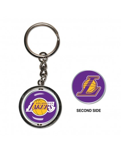 Llavero Roller Los Angeles Lakers