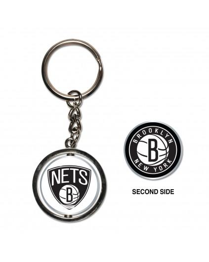 NBA Roller Keyring Brooklyn Nets