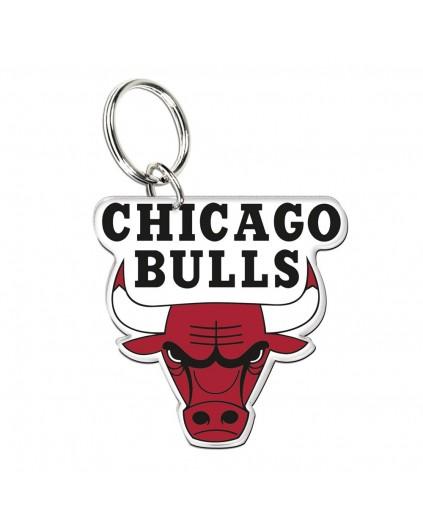 Llavero Acrílico Chicago Bulls