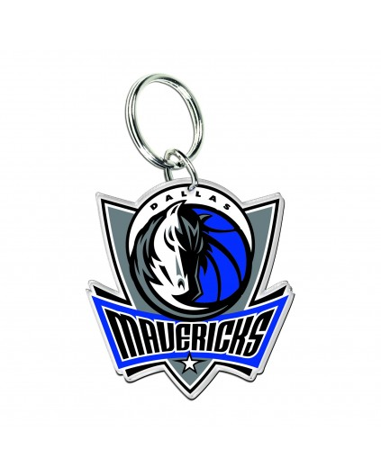 Llavero Acrílico Dallas Mavericks