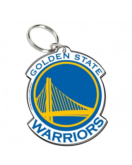 Llavero Acrílico Golden State Warriors