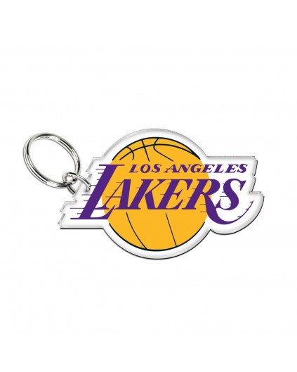 Acrylic Keyring Los Angeles Lakers