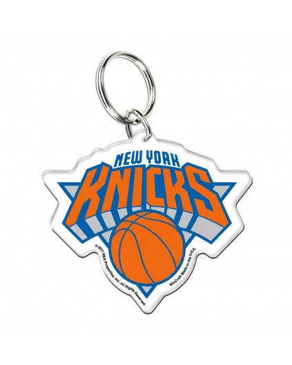 Llavero Acrílico New York Knicks