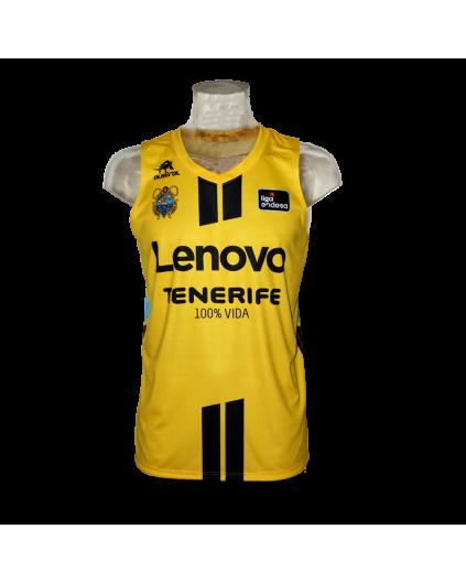Liga Endesa Lenovo Tenerife Home Jersey