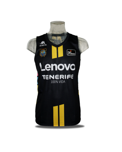 Camiseta Liga Endesa Lenovo Tenerife 2ª