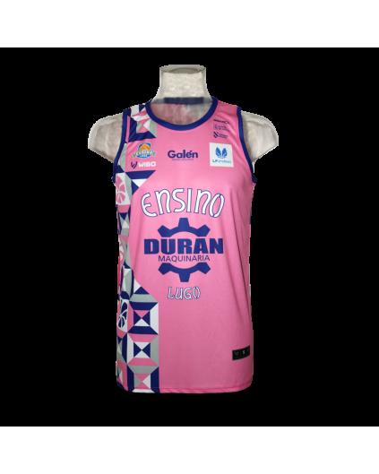 Camiseta Liga Femenina Ensino Lugo Sagardelos
