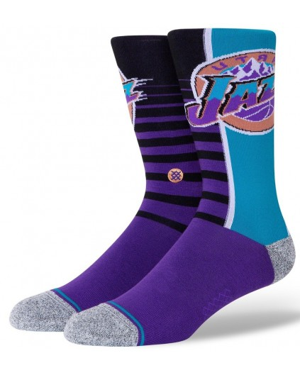 Stance NBA Utah Jazz Gradient Sock