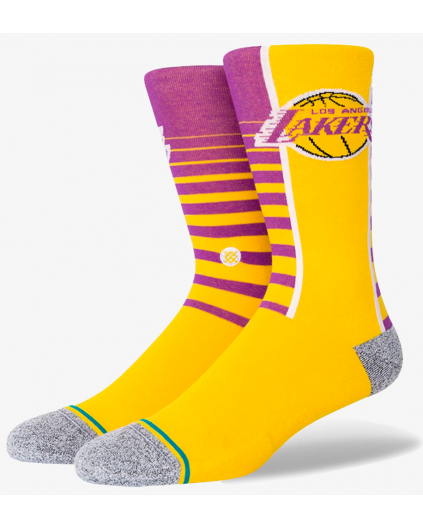 Calcetín Stance NBA Los Angeles Lakers Gradient