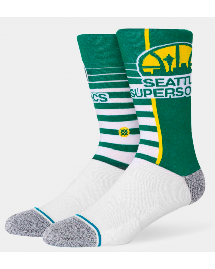 Calcetín Stance NBA Seattle Supersonics