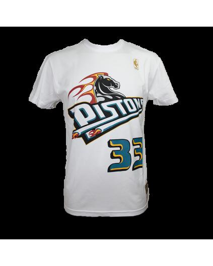 NBA Grant Hill Pistons Tee