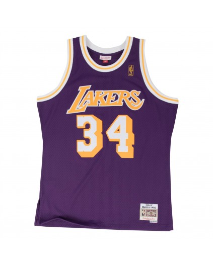 Swingman O´Neal Los Angeles Lakers Morada