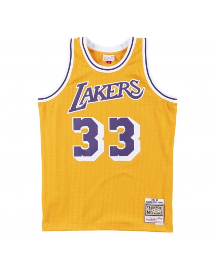 Swingman Abdul-Jabbar Los Angeles Lakers
