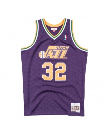 Swingman Karl Malone Utah Jazz
