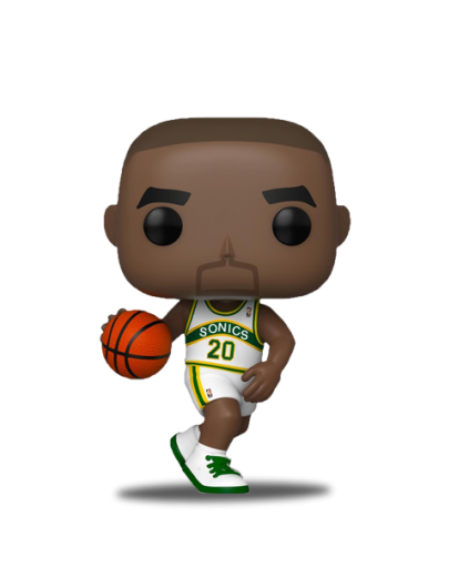 Pop Gary Payton NBA Seattle Supersonics