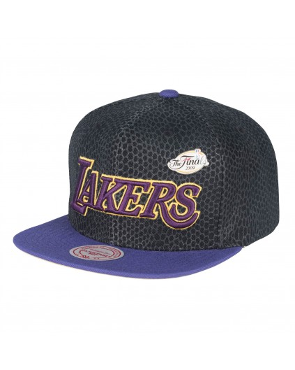9Fifty Snake Pin Lakers Finals